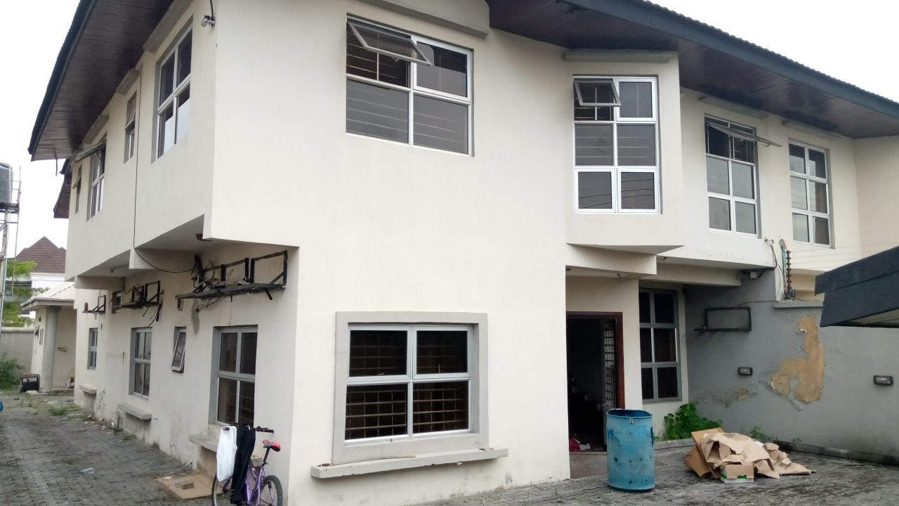 duplex for rent in lekki phase 1