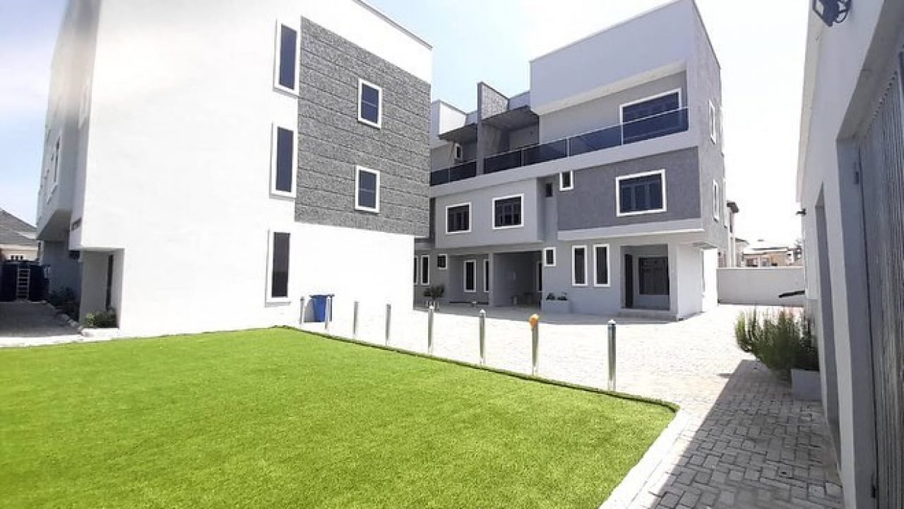 for sale duplex in lekki phase 1