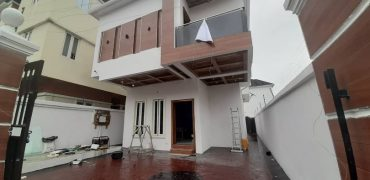 4 bedroom duplex for sale in lekki