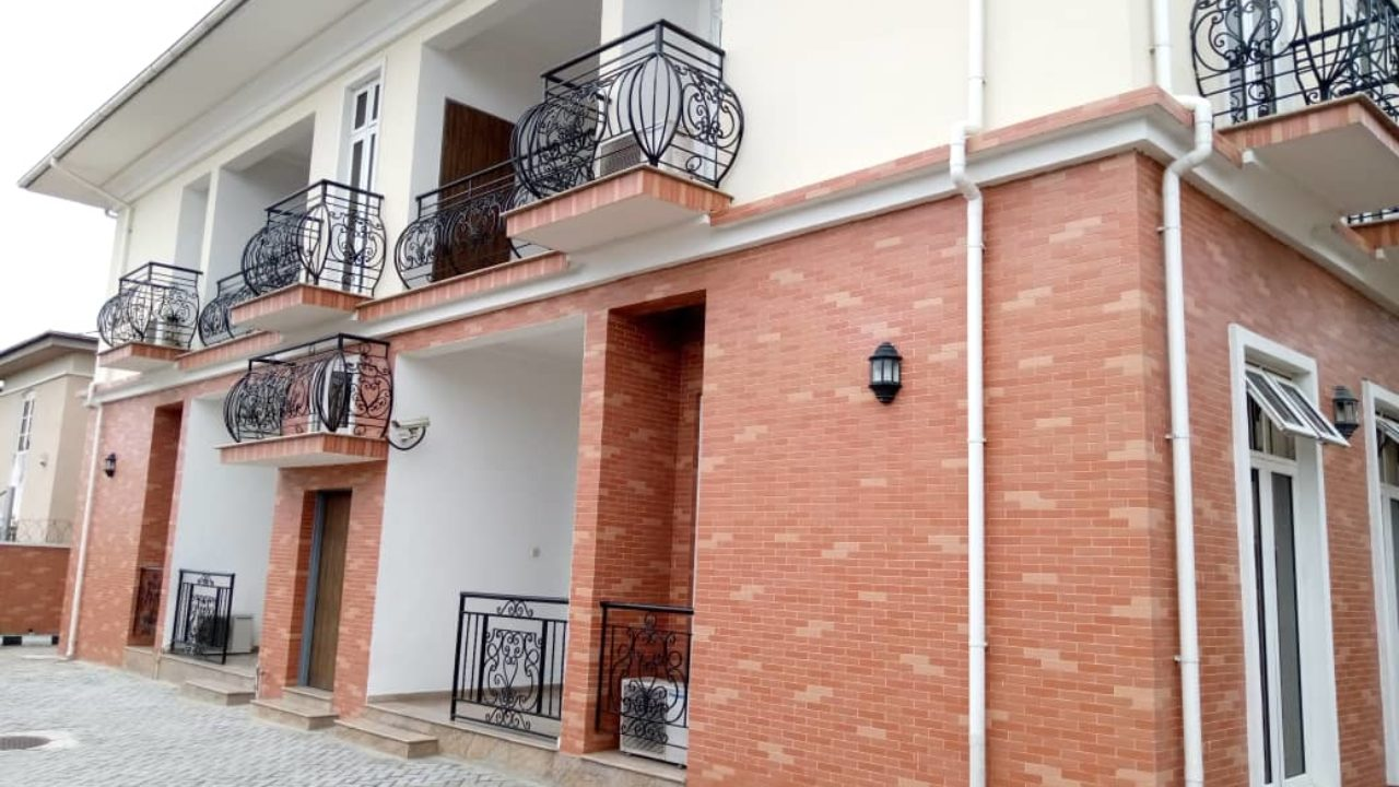 3 BEDROOM FLAT FOR RENT IN LEKKI PHASE 1 LAGOS