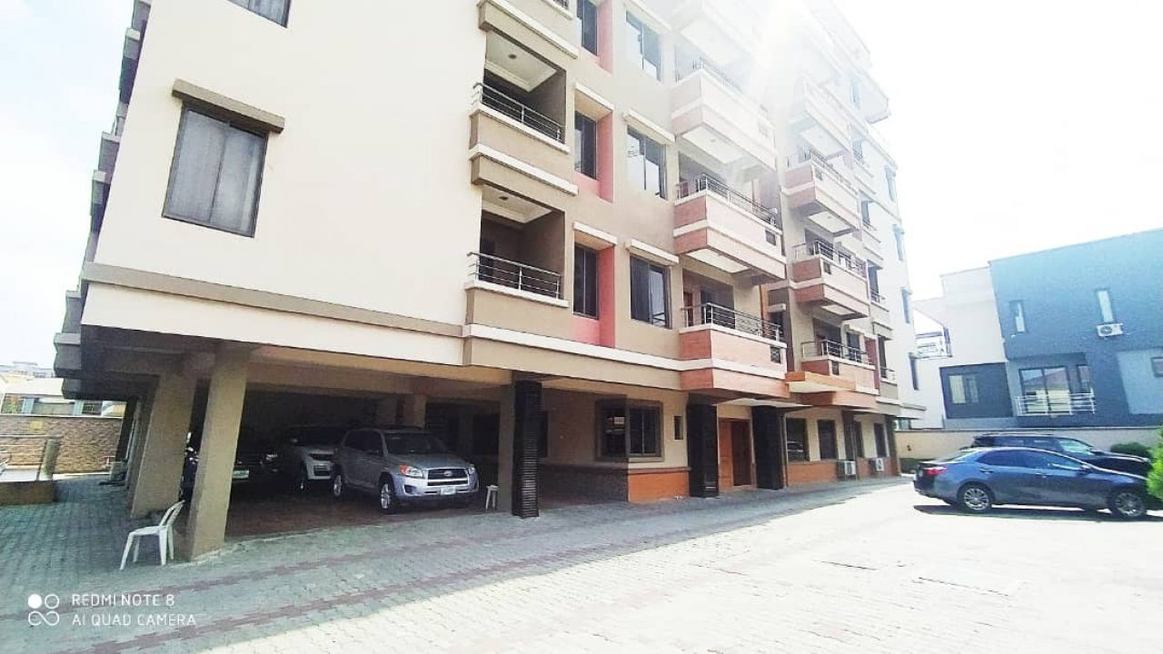 3 bedroom for rent in lagos,Oniru Victoria island