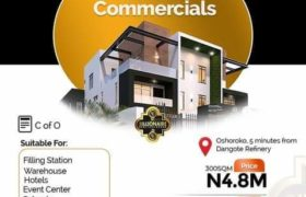 Commercial Plot of Land for sale in a Southern Gate Estate