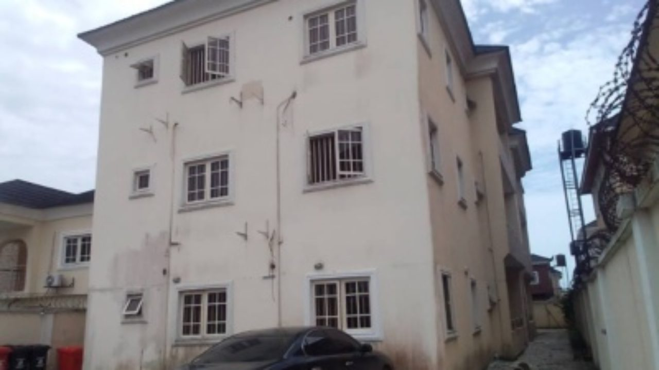 3 bedroom flat for rent in ilaje Ajah lagos