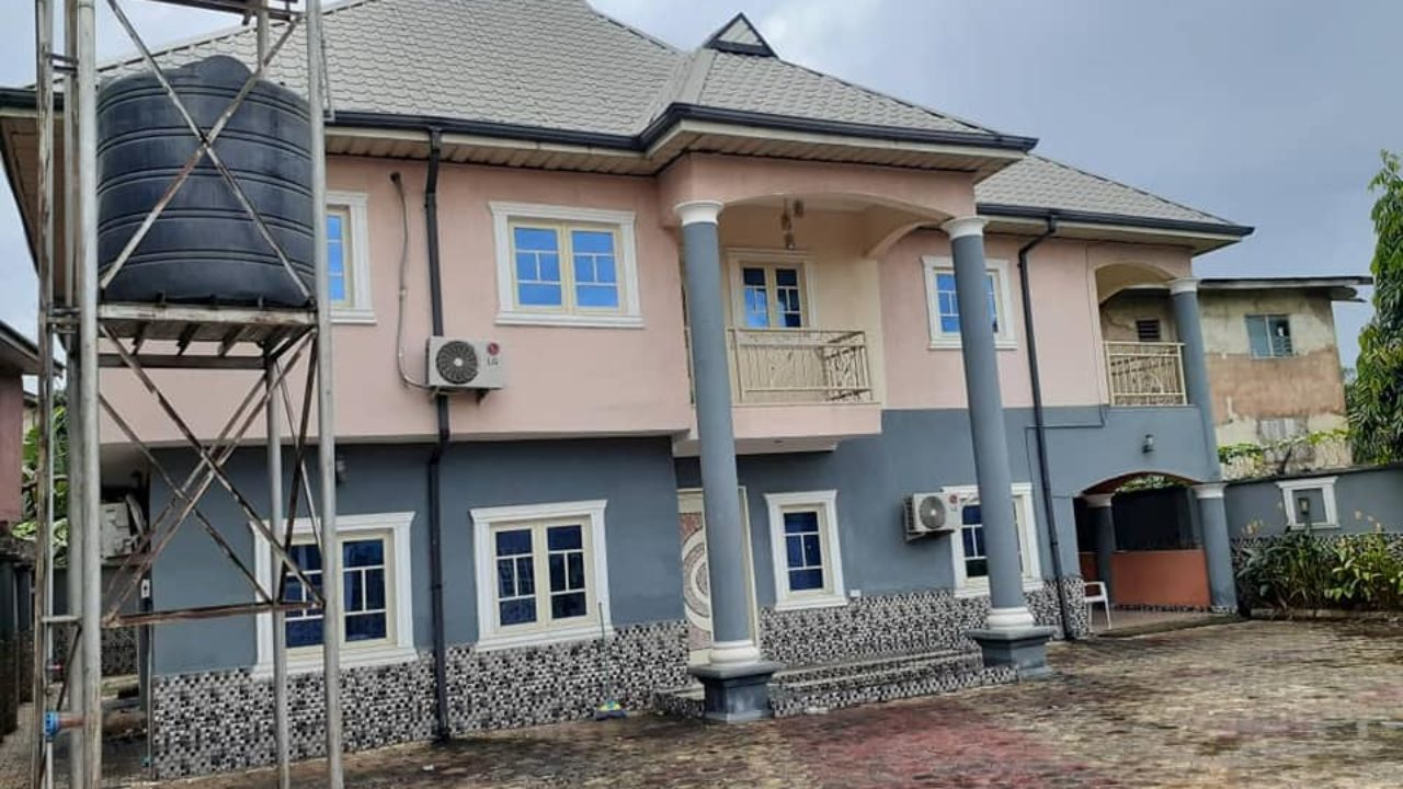 duplex for sale in owerri