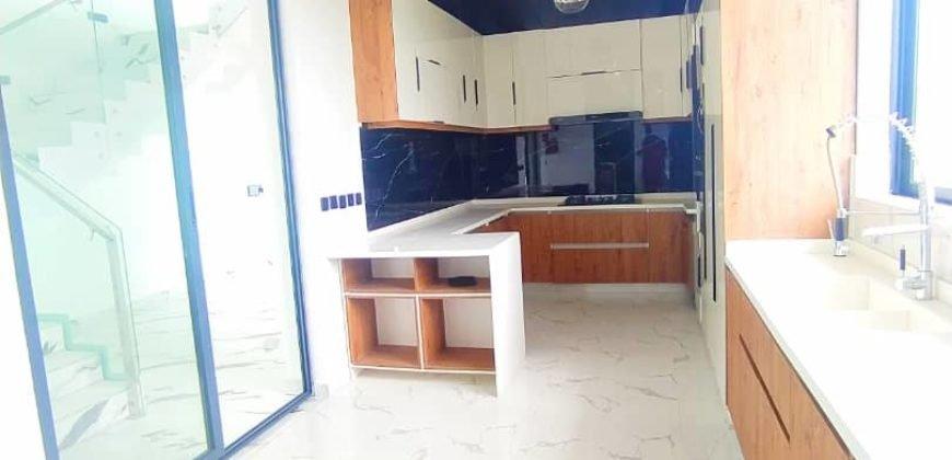 semi detached  duplex for sale in lekki