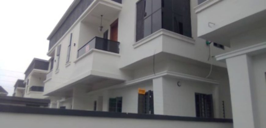 AVAILABLE DUPLEX FOR SALE IN LEKKI(10 UNITS AVAILABLE)