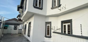 4 bedroom for sale in ikota lekki lagos