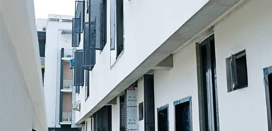 4 UNITS OF 4 BEDROOM HOUSE FOR SALE IN IKOYI