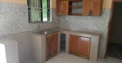 A newly renovated 4units of 3 Bedroom Flat