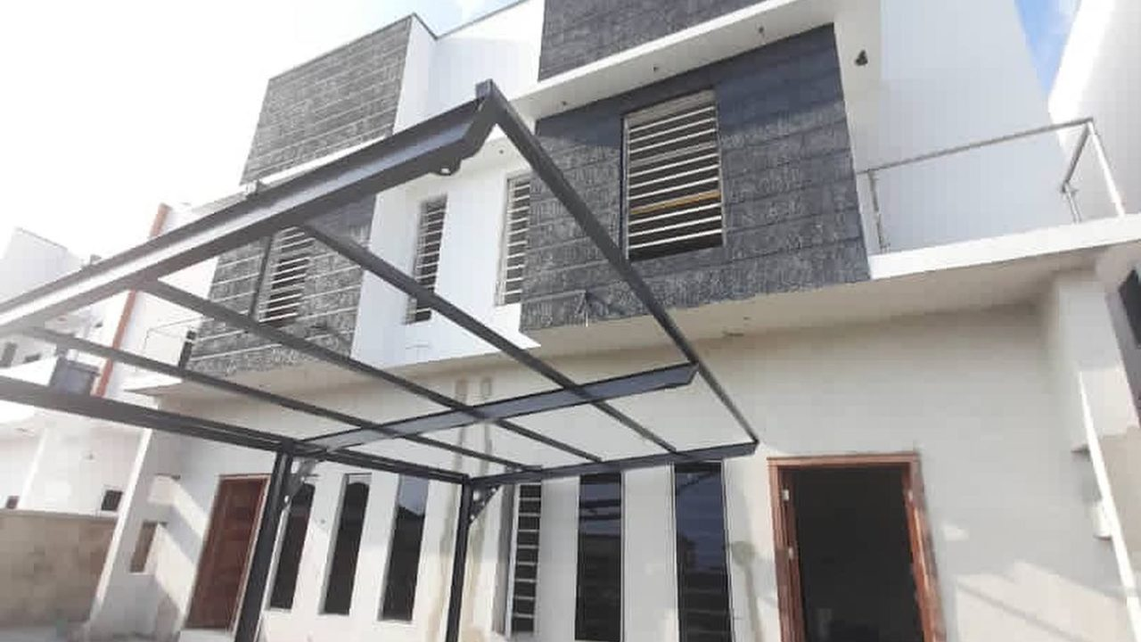 Buy duplex in lekki for sale