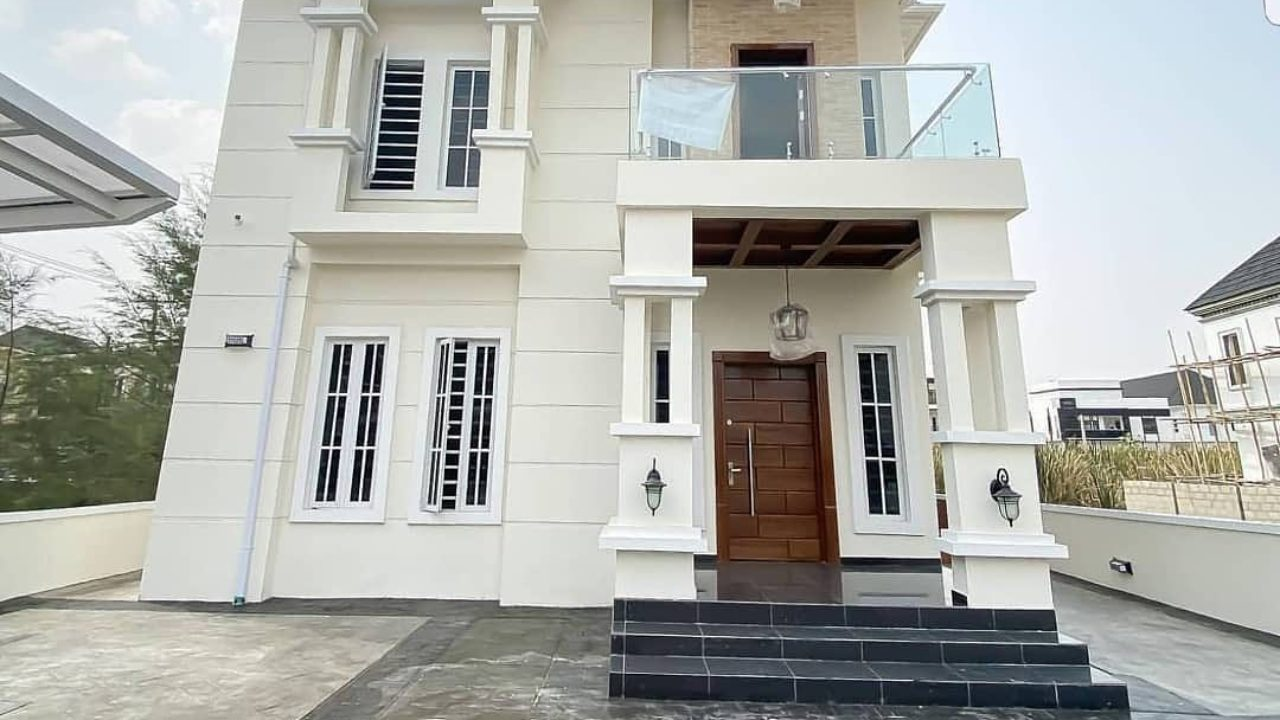 5bedroom duplex for sale in lekki ikota