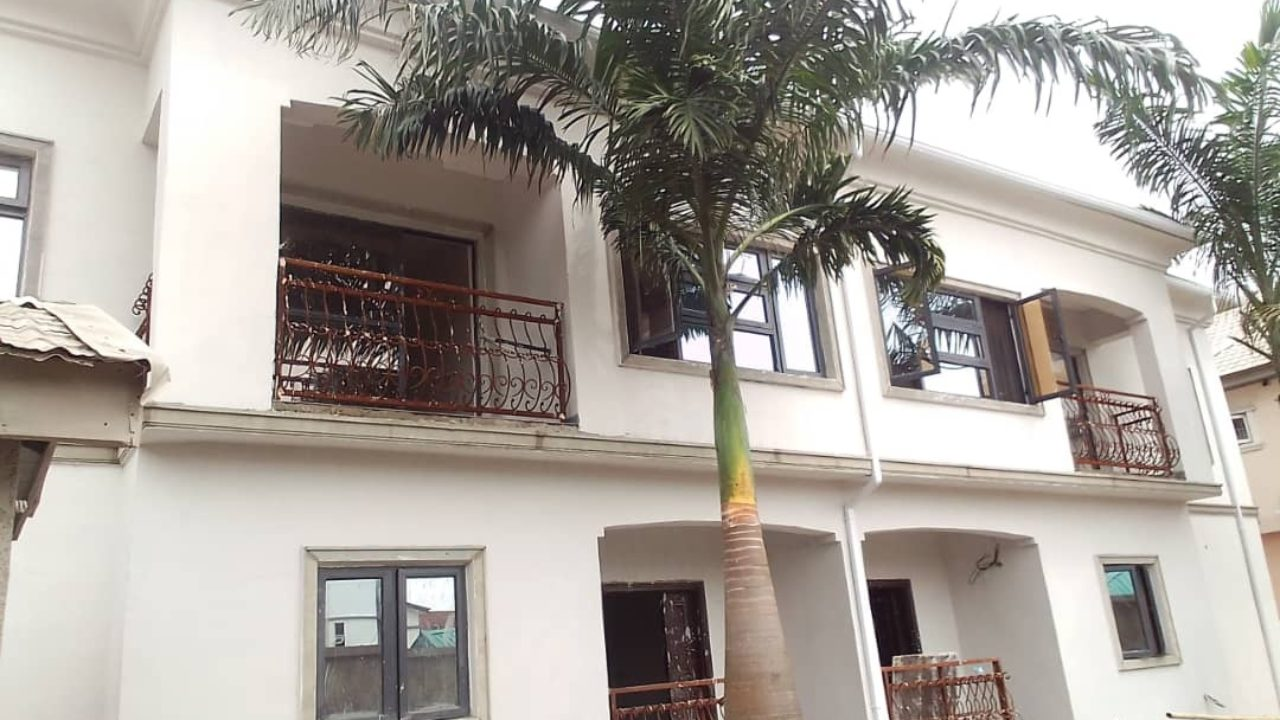 4 bedroom  property for sale in ikota lekki