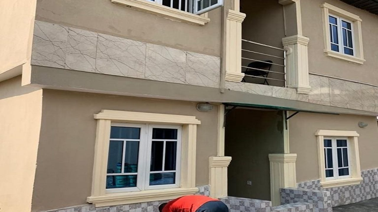 1 bedroom flat to rent in ogba ikeja