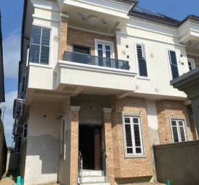 semi detached house for sale in ikota