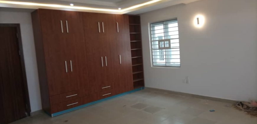A newly and tasteful built 2units of 3Bedroom Terrace