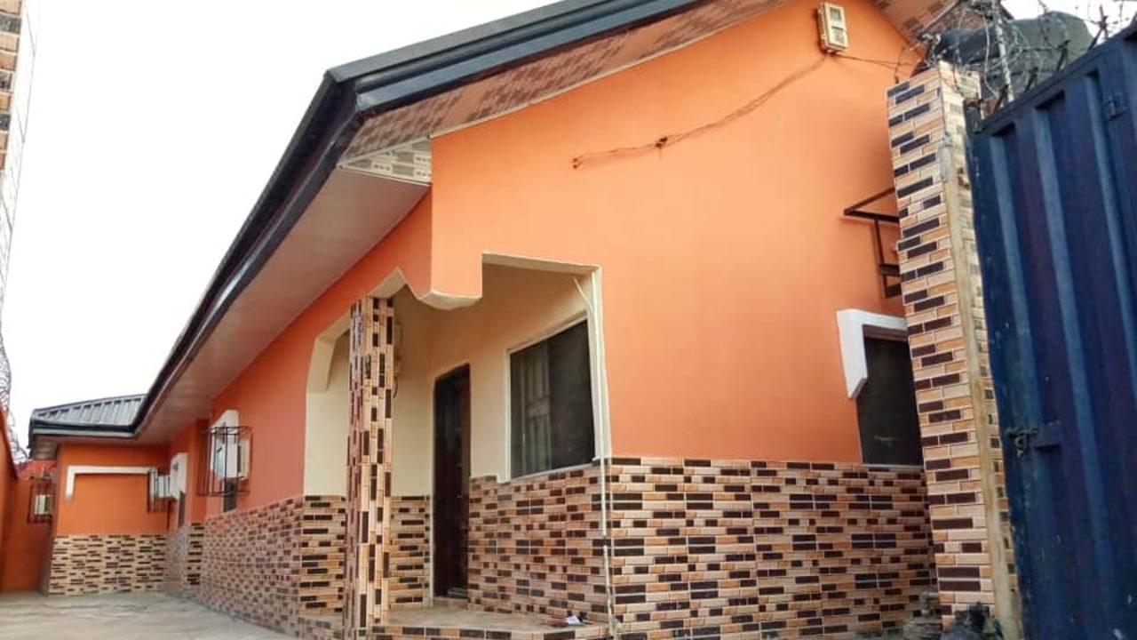 A new bungalow for sale in owerri
