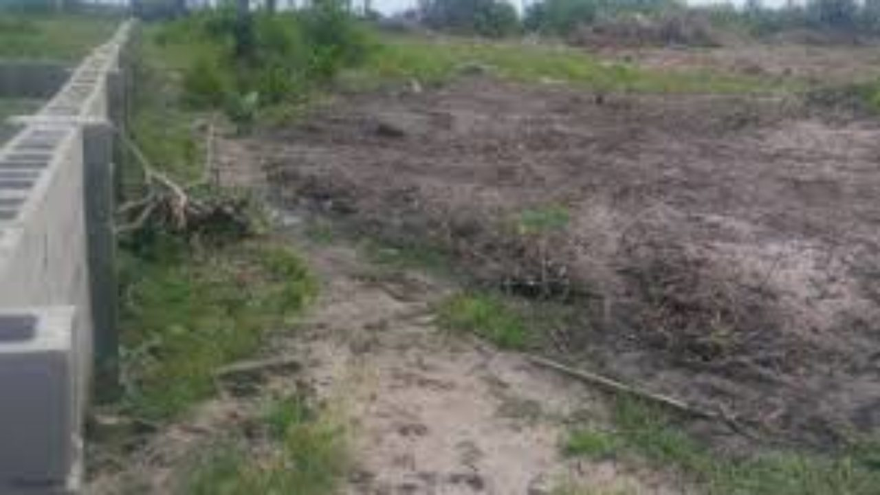 land for sale in banana island ikoyi