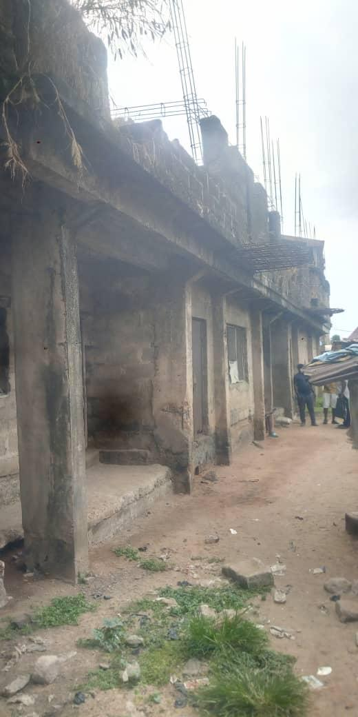 an uncompleted story building for sale in anambra state