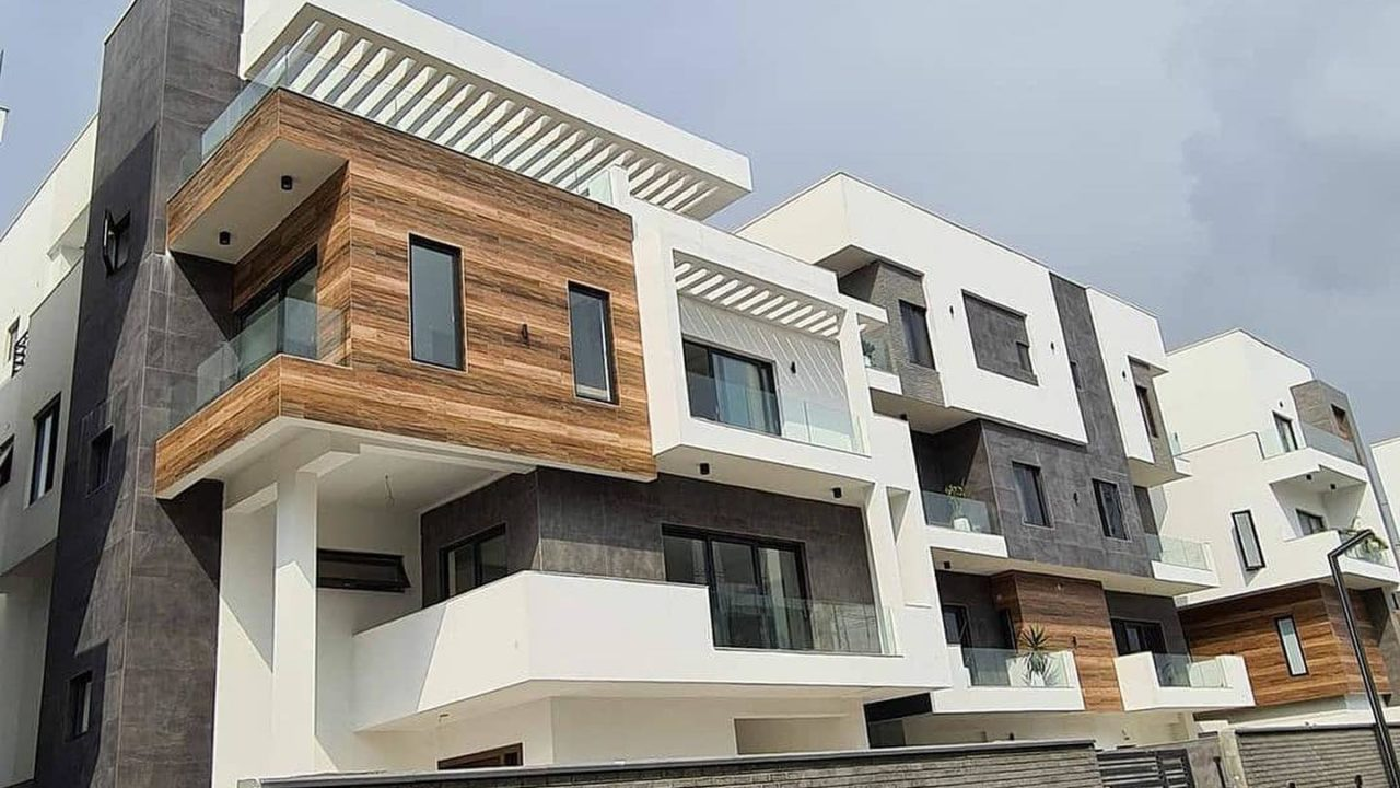 duplex for sale in banana island ikoyi
