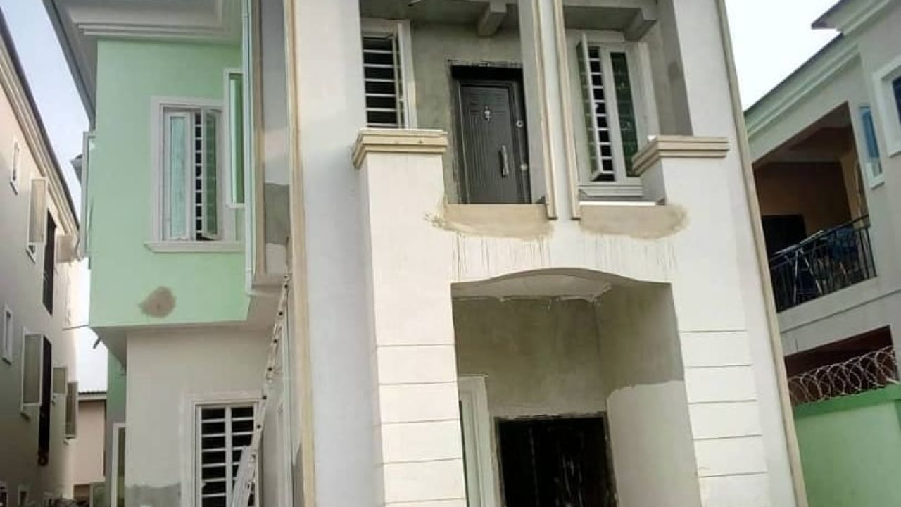 duplex & property for sale in omole phase 1 lagos