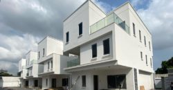 contemporary duplex for sale in ikoyi