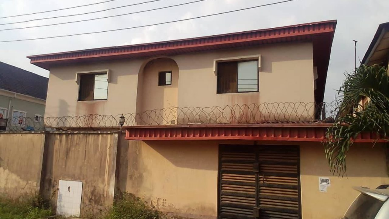 flats for sale in igando lagos