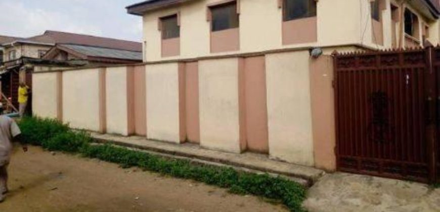 A block of flats for sale in igando