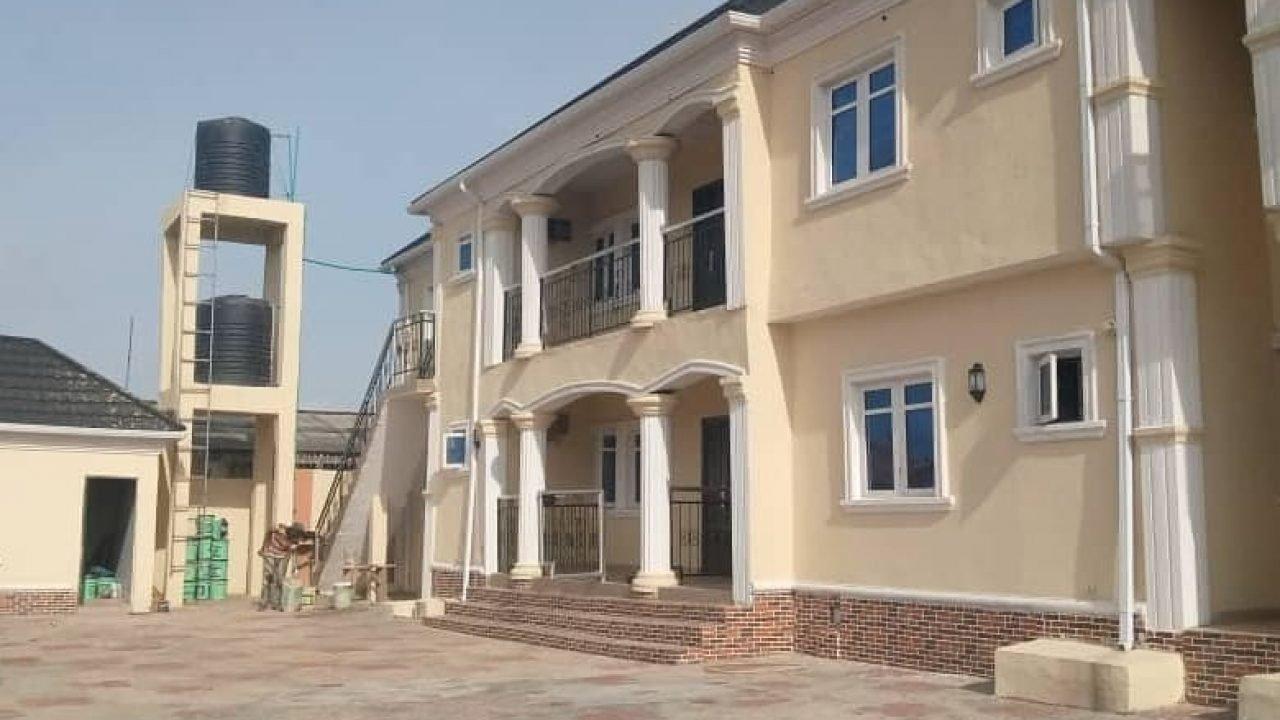 2 & 3 bedroom flat for rent in ibadan