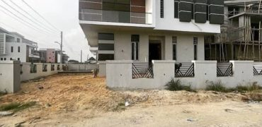 detached duplex for sale in chevron lekki