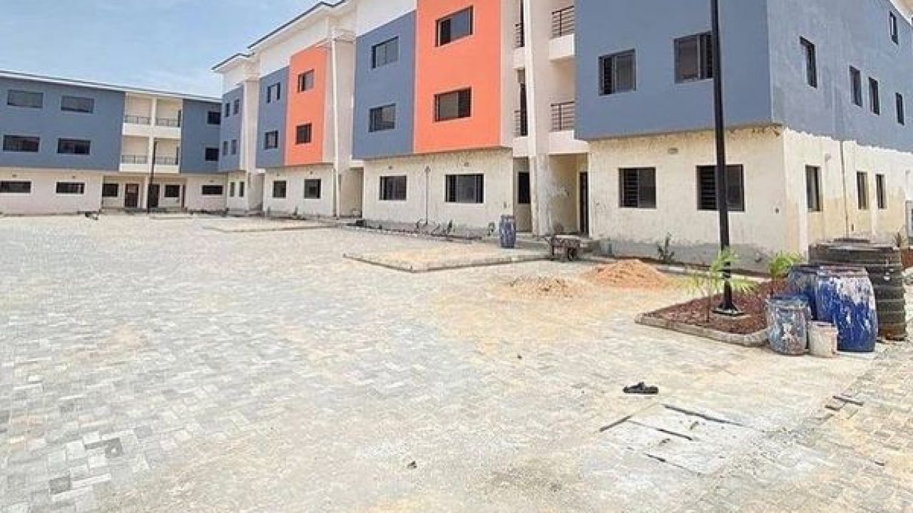 4 bedroom duplex in lekki