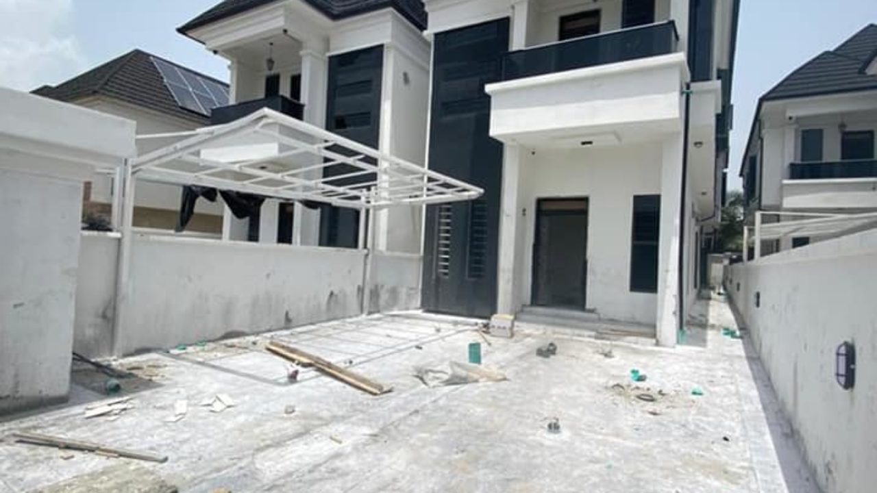 duplex for sale in lekki lagos