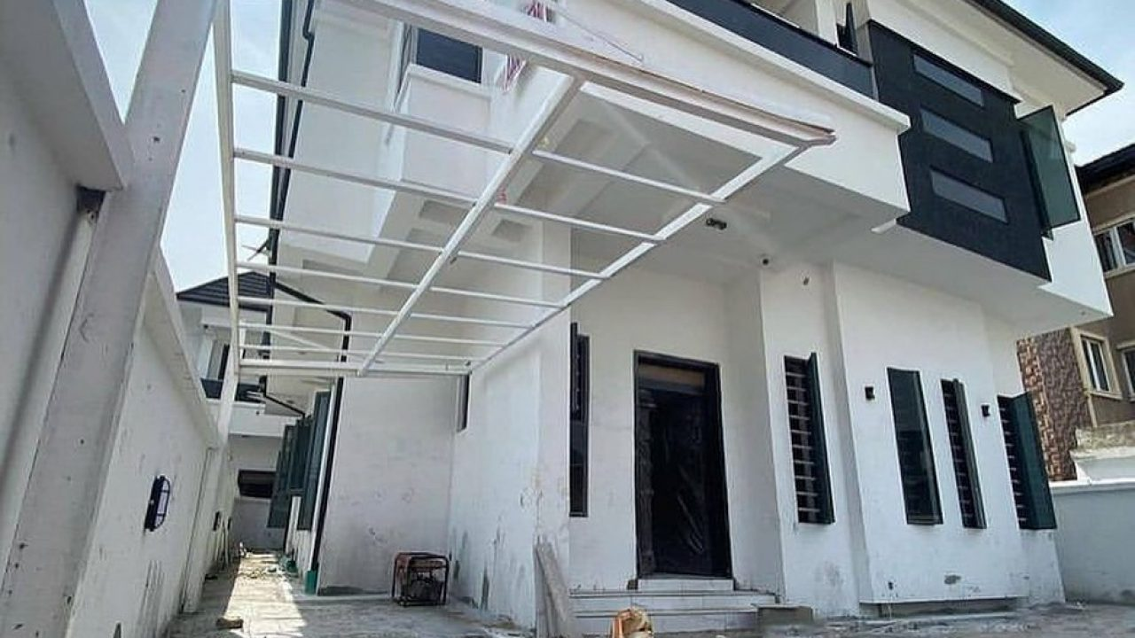 5 bedroom duplex for sale lekki lagos
