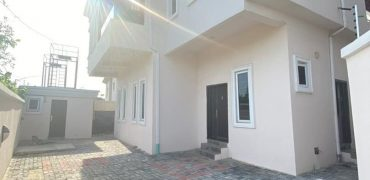 5 bedroom duplex for sale in ologolo lekki