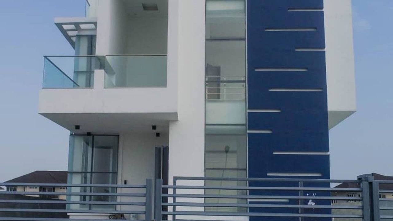 Duplex for sale in pinnock beach osapa london lekki