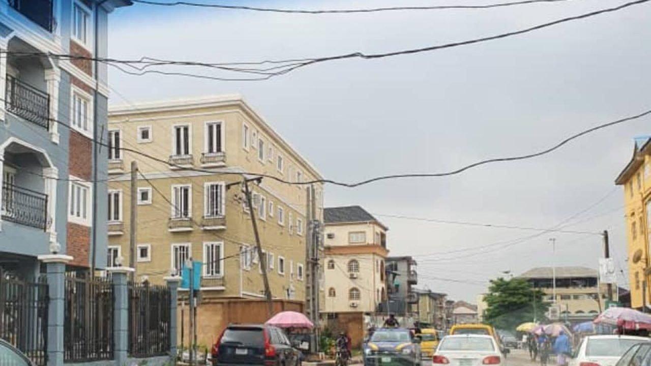 flat for sale ebute metta