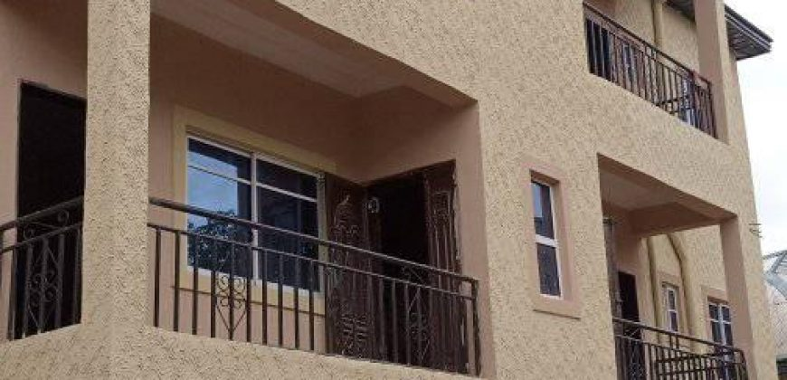 2 bedroom flat in awka for rent