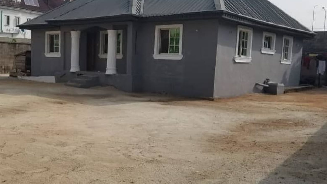 bungalow property for sale in festac lagos