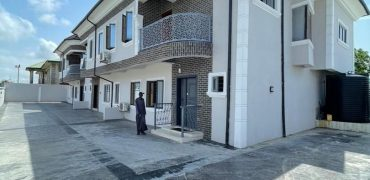 4 bedroom for sale at chevron lekki