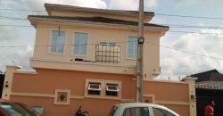 5 bedroom semi detached duplex at olowora magodo