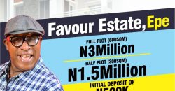 land in epe lagos for sale
