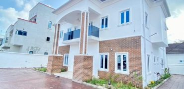 5 bedroom duplex for sale in pinnock beach estate lekki lagos