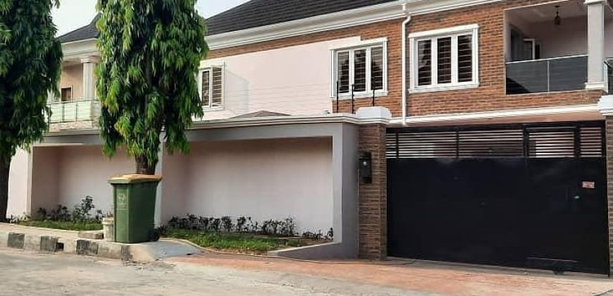 5 bedroom duplex for sale in magodo