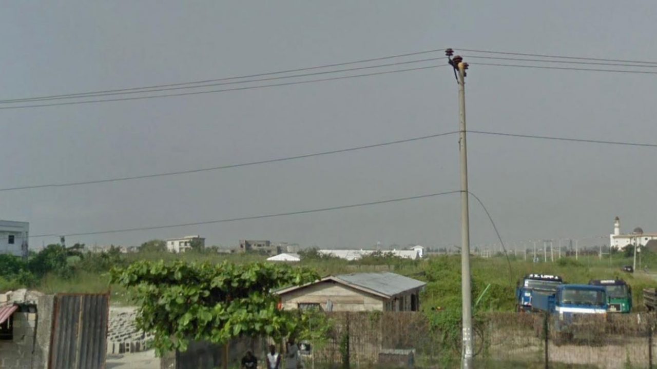 LAND FOR SALE IN MARYLAND IKEJA LAGOS