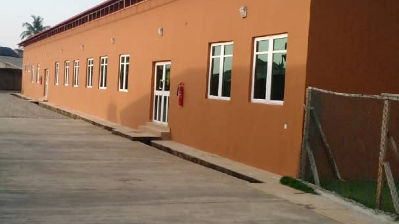 commerical/church space for sale in ikotun
