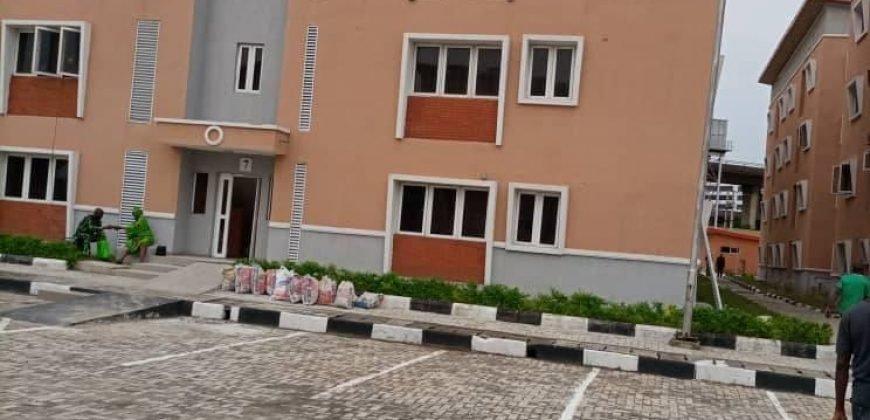 2 & 3 BEDROOM APARTMENT FOR SALE IN IPONRI SURULERE