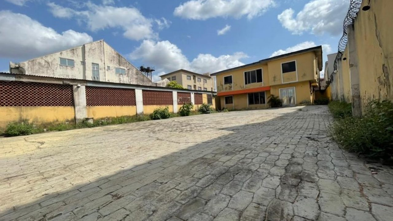 property in ikeja for sale