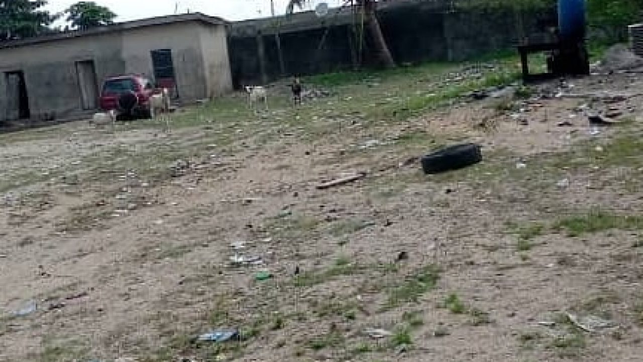 commercial land for sale ojo lagos