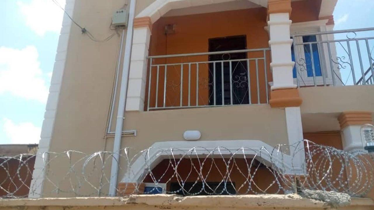for rent 2 bedroom flat in ikola command lagos