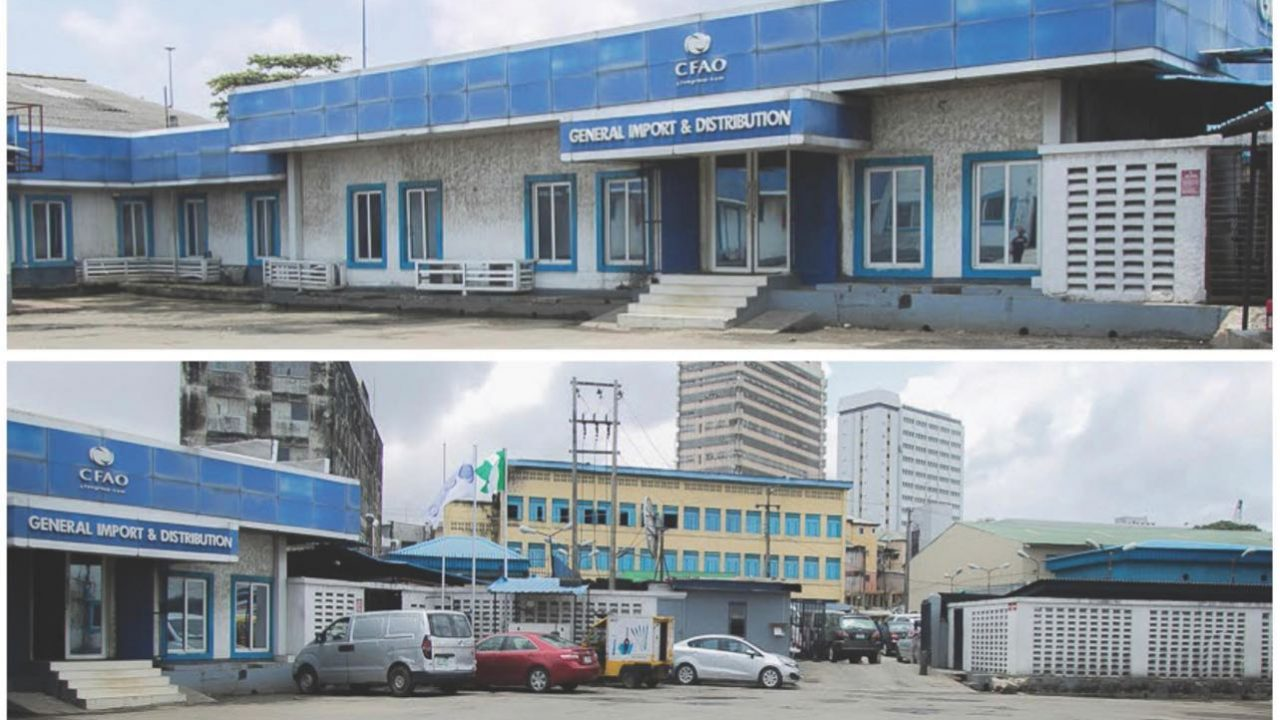 commercial property for sale in lagos island
