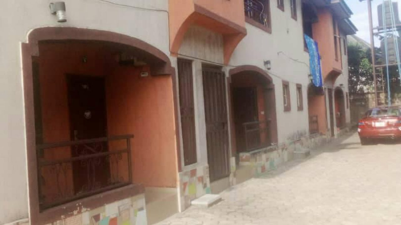2 bedroom flat in portharcourt for rent